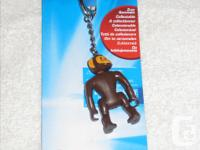 These PLAYMOBIL Keychains from the 2014 Series are -