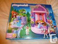 Great set of Playmobil Princess Castle and add-ons. All
