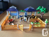 We have a large selection of Playmobil sets for sale.