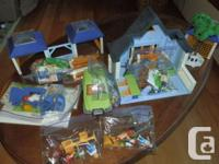 Playmobil - Firm prices, reduced for quick sale, not