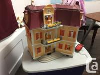 One of Playmobils best creations, a three story