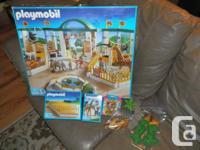 Playmobil Zoo (City Life) #3240 Zoo - #3239 Lion Pride