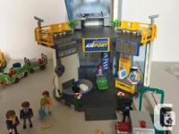 Playmobile Airport boarding gate and tower (3886), Fuel