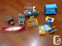 Lot includes: Blue Marlin yacht, Coast Guard Boat and