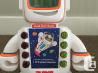 Interactive learning toy helps teach kids numbers,
