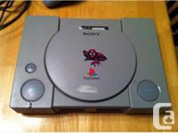Comes with controller, a/v cable, power cable. In good