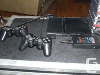 playstation 2, 2 controllers, 37 video games ......