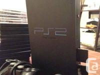 I have a playstation 2 in excellent working condition