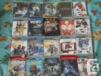 Playstation 3 games/jeux   Batman Arkham Asylum: $10
