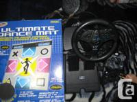 -Intec utmost dance mat for Playstation 2 $20 - opened