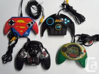 A Plug 'N Play is a small multi-videogame console that