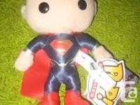 Plush Superman Man of Steel Movie Funko Pop plushie