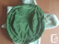 EUC worn once. Satin lining. No stains. From pet free,