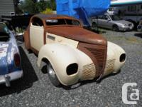 Make. Plymouth. Year. 1939. 1939 PLYMOUTH 2 DOOR IN