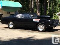 Make Plymouth Year 1970 Colour Black Plymouth race car
