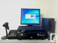 Complete POS System with out breaking the bank or