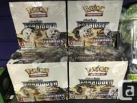 We carry a pretty good selection of all thing Pokemon!