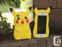 INTRODUCING Pokemon phone covers for iphone 6/6s  The