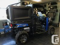 Haul more with your POLARIS RANGER Keep your items