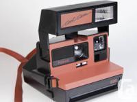 1.Polaroid Cool Cam
