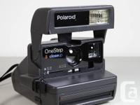 1.Polaroid one Step Closeup(use 600