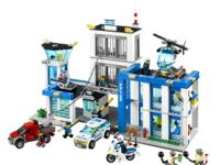 Hi there!:).  I have a City: Authorities Terminal LEGO