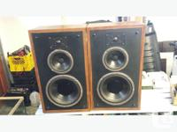 Polk Audio Monitor 7 Speakers Excellent condition,