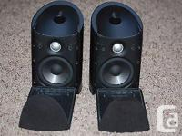 Polk Audio 2 way RM-101 speakers have been tested and