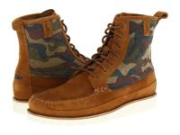 STRATFORD suede leather boots from POLO RALPH LAUREN