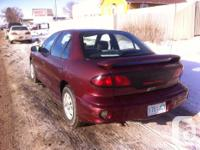 Make. Pontiac. Version. Sunfire. Year. 2002. Colour.