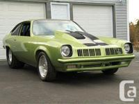 Make Pontiac Year 1974 Colour Brown This would make a
