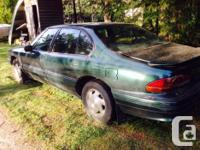 Make Pontiac Model Bonneville Year 1995 Colour Green