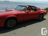 LOTS OF 2ND GENERATION TRANS AM PARTS 77-81 AND