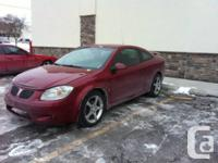 I'm selling my 2009  Pontiac g5 gt it has 71000 it has