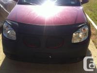 Make. Pontiac. Design. G5. Year. 2008. Colour.