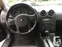 Make Pontiac Model G6 Year 2005 Colour Grey kms 220000