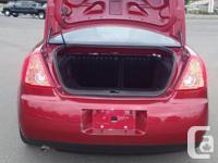Make Pontiac Model G6 Year 2008 Colour BURGUNDY kms