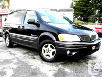 2003 Pontiac Montana  time to go!!!!! was
