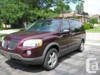 Make. Pontiac. Year. 2007. Colour. BURGANDY. kms.