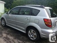 Make Pontiac Model Vibe Colour Silver Trans Manual kms