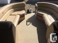 2013 pontoon boat 522cr southbay it was bought new in