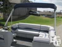 PONTOON BOATS READY TO GO FOR MAY 24 STARTING @