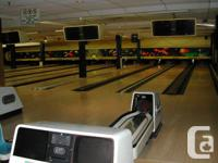 Pool & Bowling Hall to rent. 16,600 square feet,
