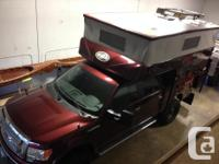 2013 Custom Phoenix Pop up Camper painted to match with