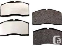 Brake Pads OEM #: 99335194900 Description:  Fits Front