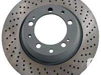 Rear Brake Disc OEM #: 99335204600 Description:  Right