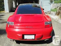 Make Porsche Model 911 Year 2004 Colour Guard's Red