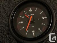 Porsche 964 Time Clock Instrument in very good
