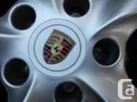 Porsche Boxster (1997 and UP) Disc wheel, 8,5 J X 17,
