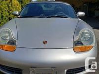 Make Porsche Model Boxster Year 2002 Colour silver